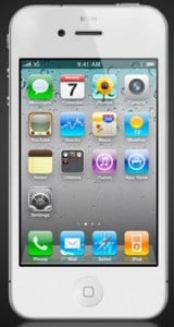 iPhone 4 white factory unlocked