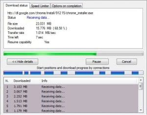 BSNL Combo 2799 download speed 8 mbps